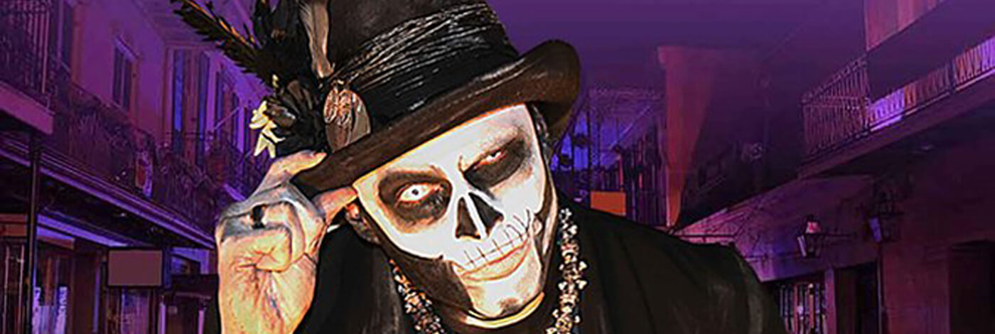 New Orleans Ghost, Voodoo, and Vampire Walking Tour