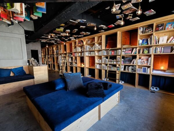 Book And Bed Tokyo