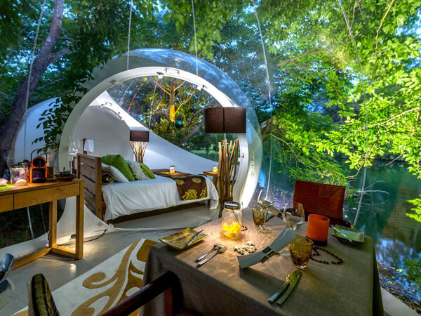 Bubble Lodge Ile aux Cerfs
