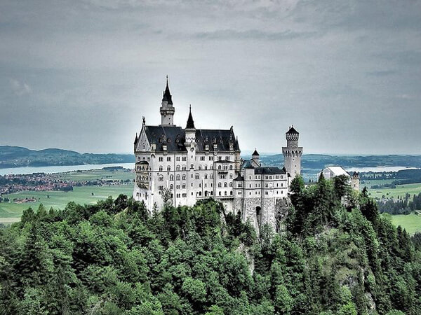 Fairytale Castles Day Trip from Munich