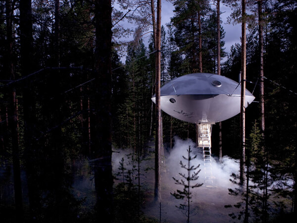 The UFO - Treehotel